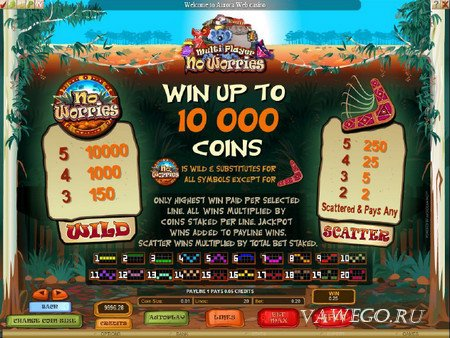 Win ap to $10000