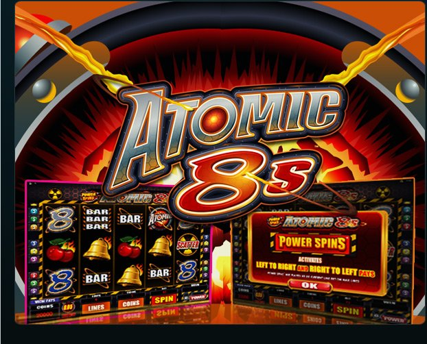 Power Spins – Atomic 8s Video Slot