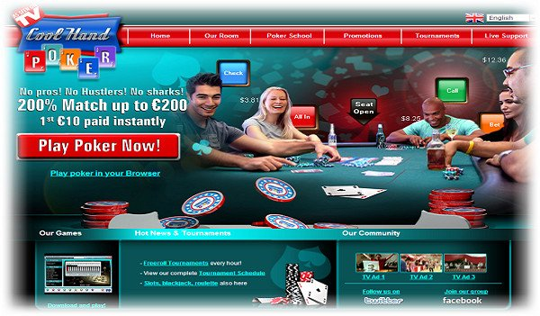 Cool Hand Poker Online